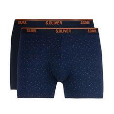 S. OLIVER PANTS dunkelblau