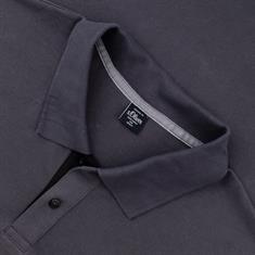 S.OLIVER Poloshirt anthrazit