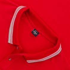 S.OLIVER Poloshirt rot