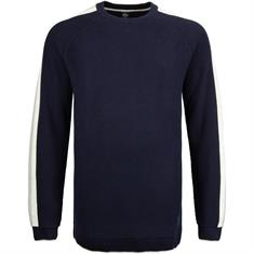 S.OLIVER Pullover - EXTRA lang marine