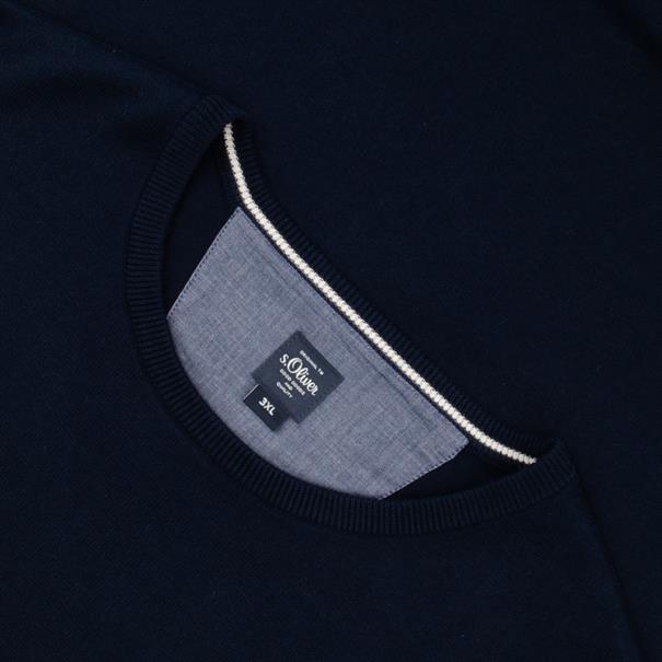 S.OLIVER Pullover marine
