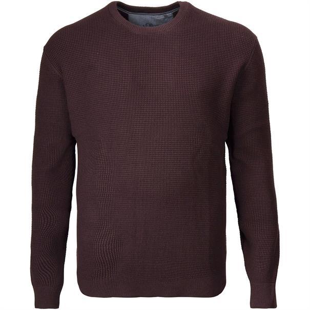 S.OLIVER Pullover violett