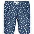 S.OLIVER Schwimmshorts blau
