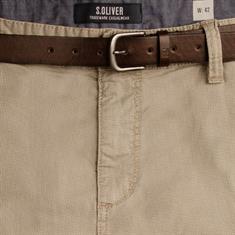 S.OLIVER Shorts beige