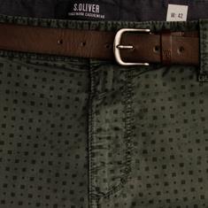 S.OLIVER Shorts grün