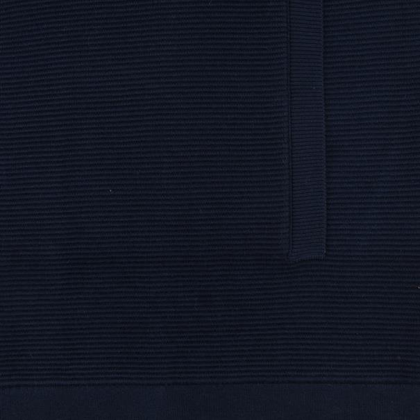 S.OLIVER Strickjacke blau
