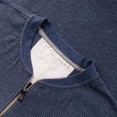 S.OLIVER Sweatjacke blau