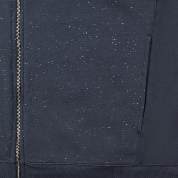 S.OLIVER Sweatjacke dunkelblau