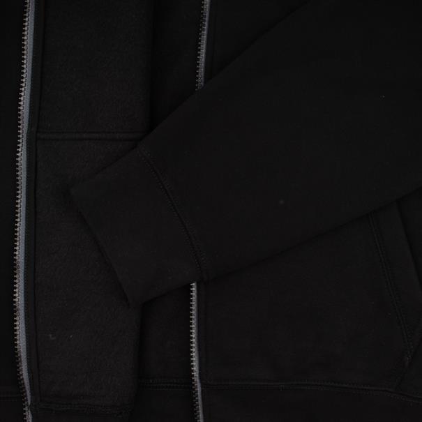 S.OLIVER Sweatjacke schwarz