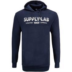 S.OLIVER Sweatshirt blau