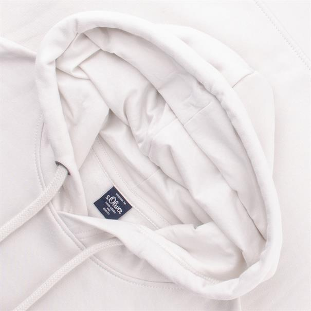 S.OLIVER Sweatshirt creme