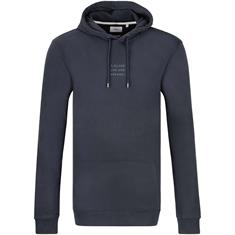 S.OLIVER Sweatshirt - EXTRA lang dunkelblau
