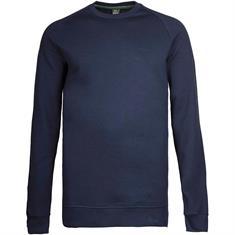 S.OLIVER Sweatshirt - EXTRA lang marine