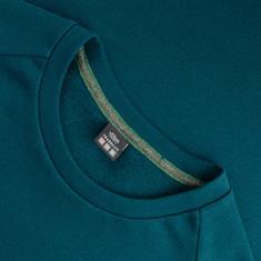 S.OLIVER Sweatshirt - EXTRA lang türkis