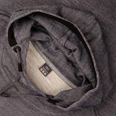 S.OLIVER Sweatshirt grau-meliert