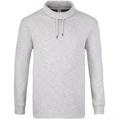 S.OLIVER Sweatshirt hellgrau