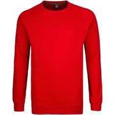 S.OLIVER Sweatshirt rot