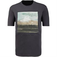 S.OLIVER T-Shirt anthrazit