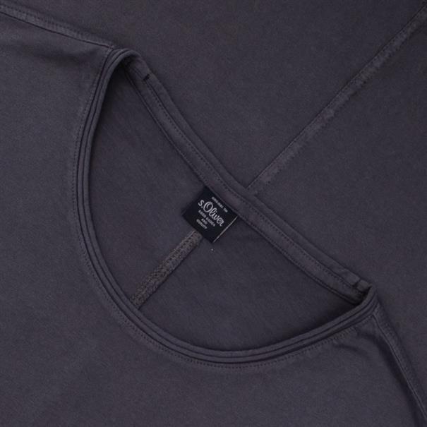 S.OLIVER T-Shirt anthrazit