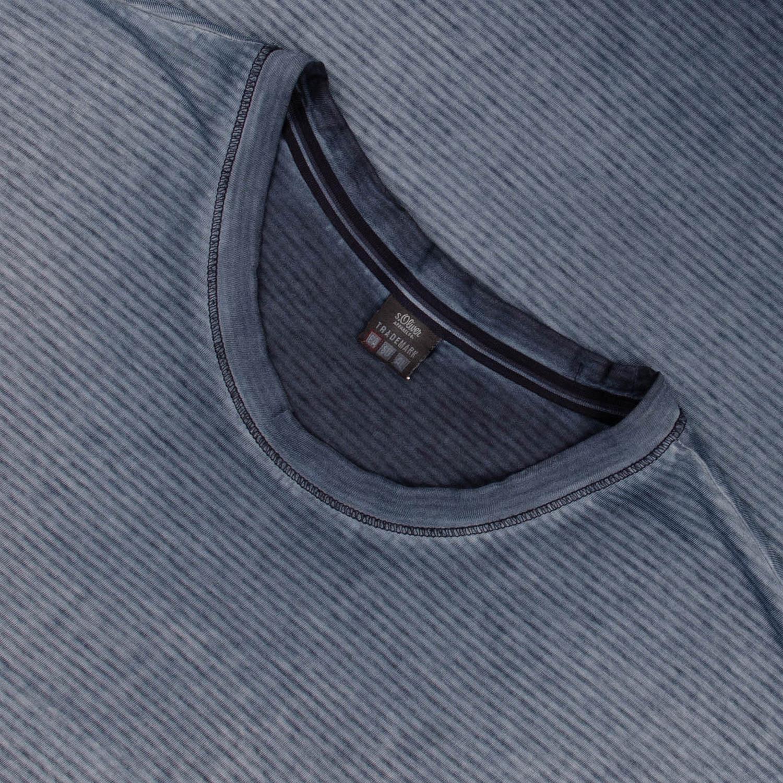 2e9c345fa3378c S.OLIVER T-Shirt blau