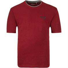 S.OLIVER T-Shirt bordeaux