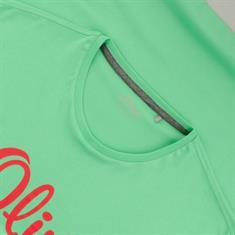 S.OLIVER T-Shirt - EXTRA lang grün