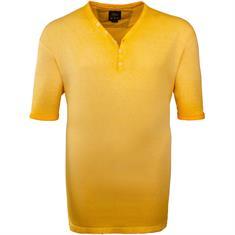 S.OLIVER T-Shirt gelb