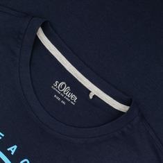 S.OLIVER T-Shirt marine