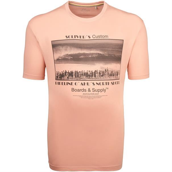 S.OLIVER T-Shirt rose
