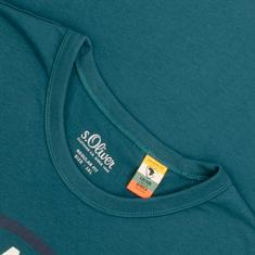 S.OLIVER T-Shirt türkis