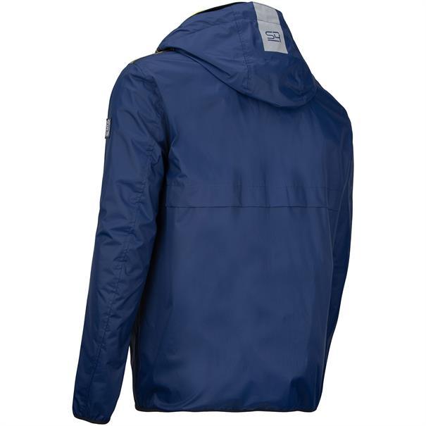 S4 Funktionsjacke blau
