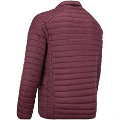 S4 Steppjacke bordeaux