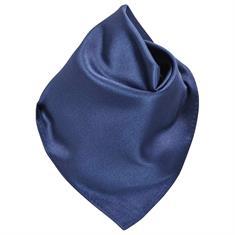 SEIDENFALTER Einstecktuch blau