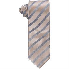 SEIDENFALTER Krawatte beige