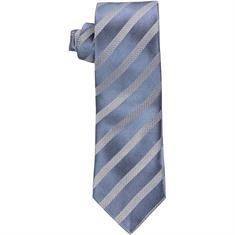 SEIDENFALTER Krawatte grau