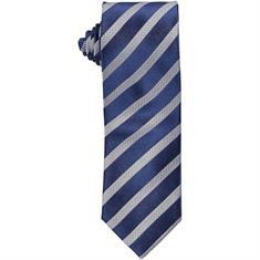 SEIDENFALTER Krawatte marine