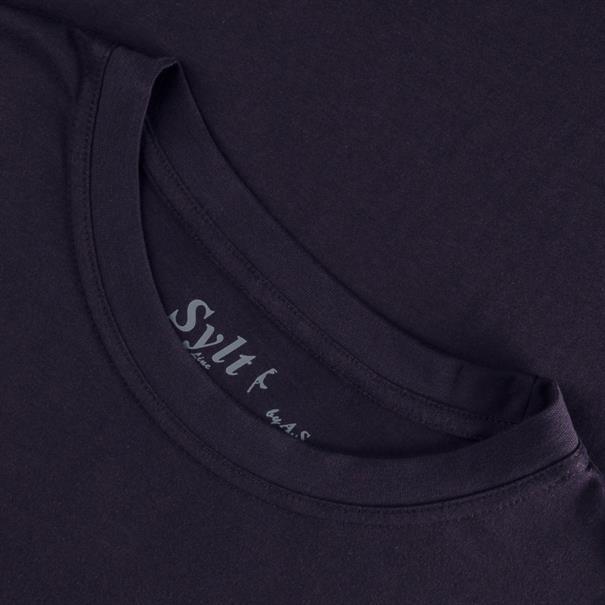 SYLT Basic T-Shirt marine