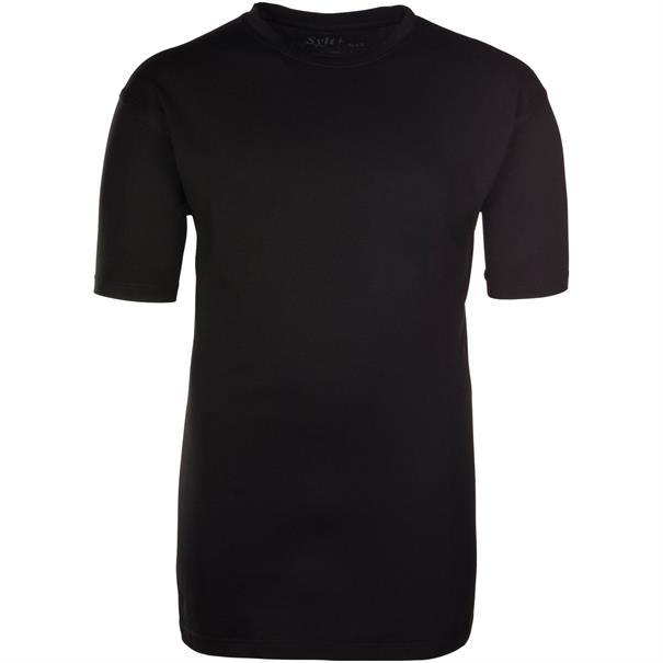 SYLT Basic T-Shirt schwarz