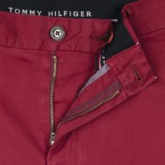 TOMMY HILFIGER Chinohose rot