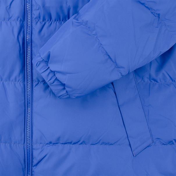 TOMMY HILFIGER Daunenjacke royal-blau