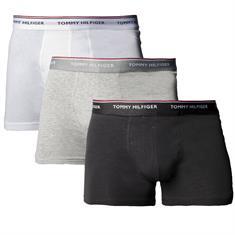 TOMMY HILFIGER Dreierpack-Pants weiß