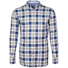 TOMMY HILFIGER Freizeithemd blau