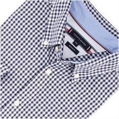 TOMMY HILFIGER Freizeithemd dunkelblau
