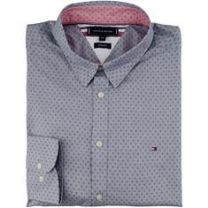 TOMMY HILFIGER Freizeithemd grau