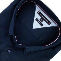 TOMMY HILFIGER Freizeithemd marine