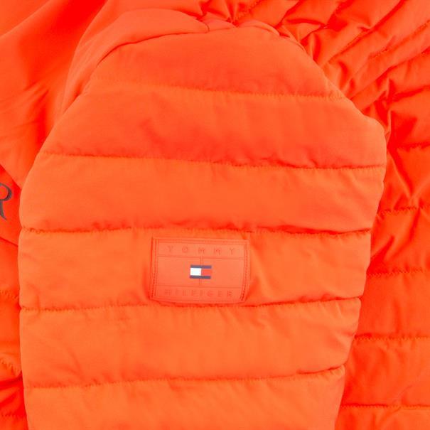 TOMMY HILFIGER Freizeitjacke orange