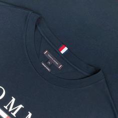 TOMMY HILFIGER langarm Shirt marine