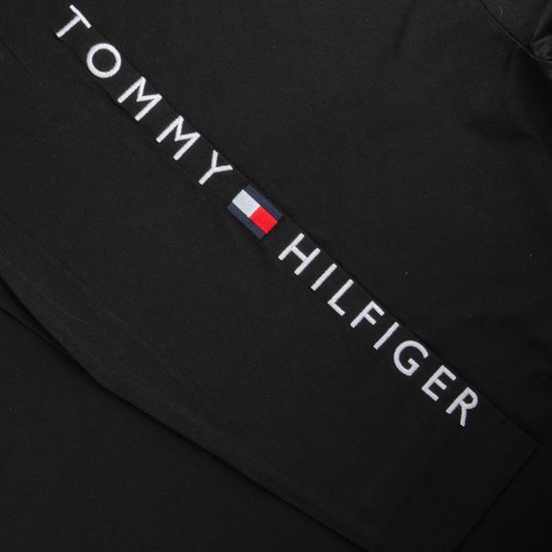 TOMMY HILFIGER Longsleeve schwarz