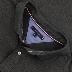 TOMMY HILFIGER Poloshirt anthrazit