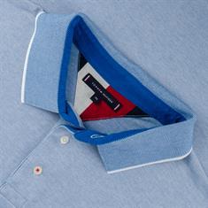 TOMMY HILFIGER Poloshirt blau